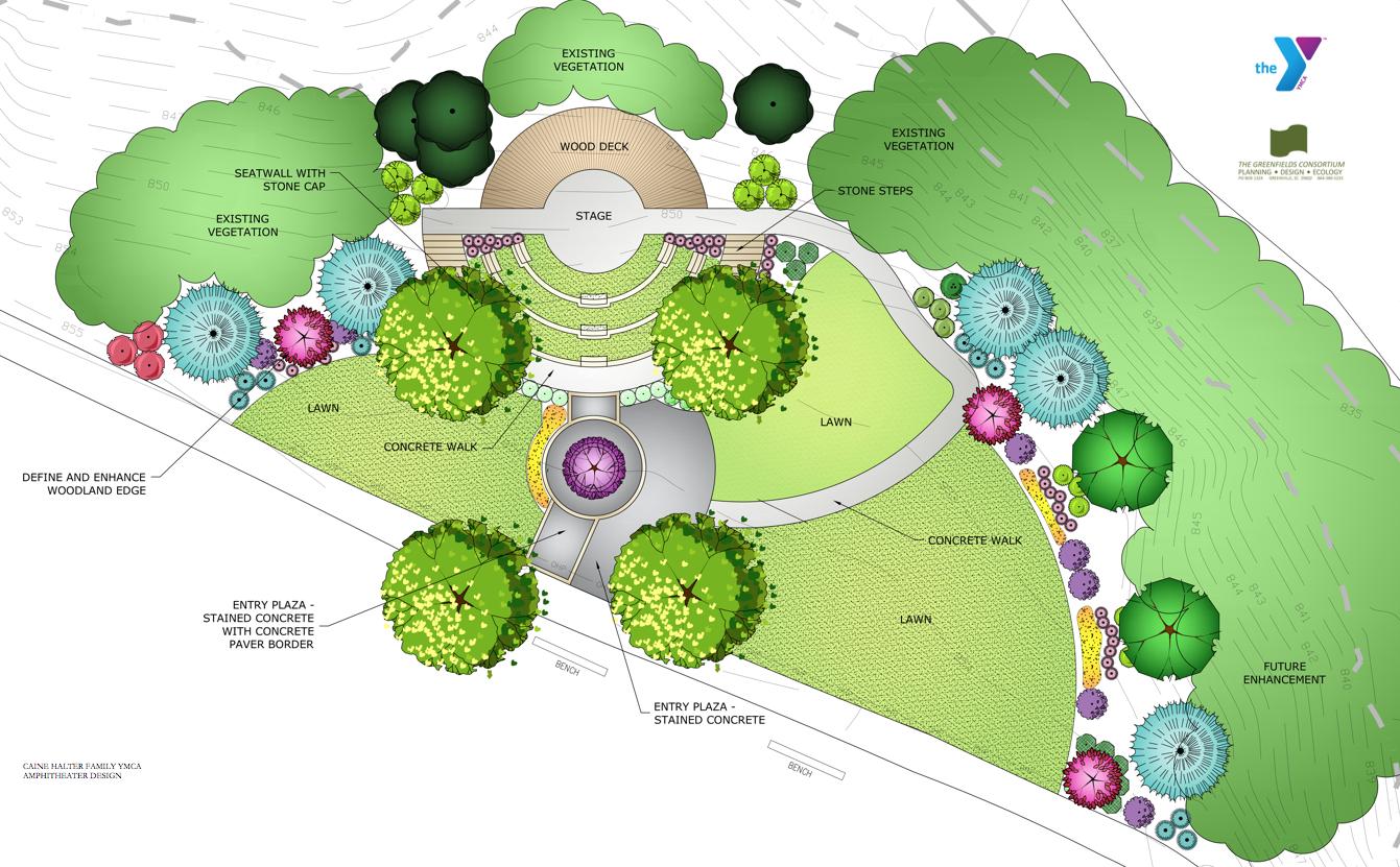 Landscape architecture master plan interior design for Earth designs landscaping